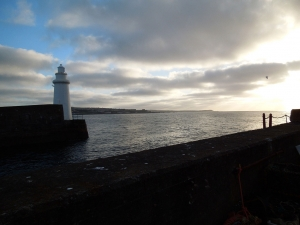 Photograph of Macduff Lighthouse