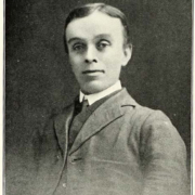 Black and White Photograph of George Forbes Dickson
