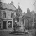 Historic photo of the old Biggar Fountain