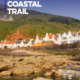 Photographic image of the cover of the Aberdeenshire coastal trail