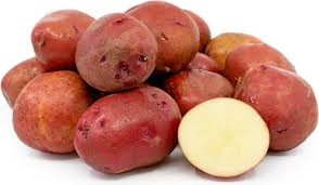 A photo of Kerr's Pinks potatoes