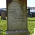 Gravestone William Conrad LOHR