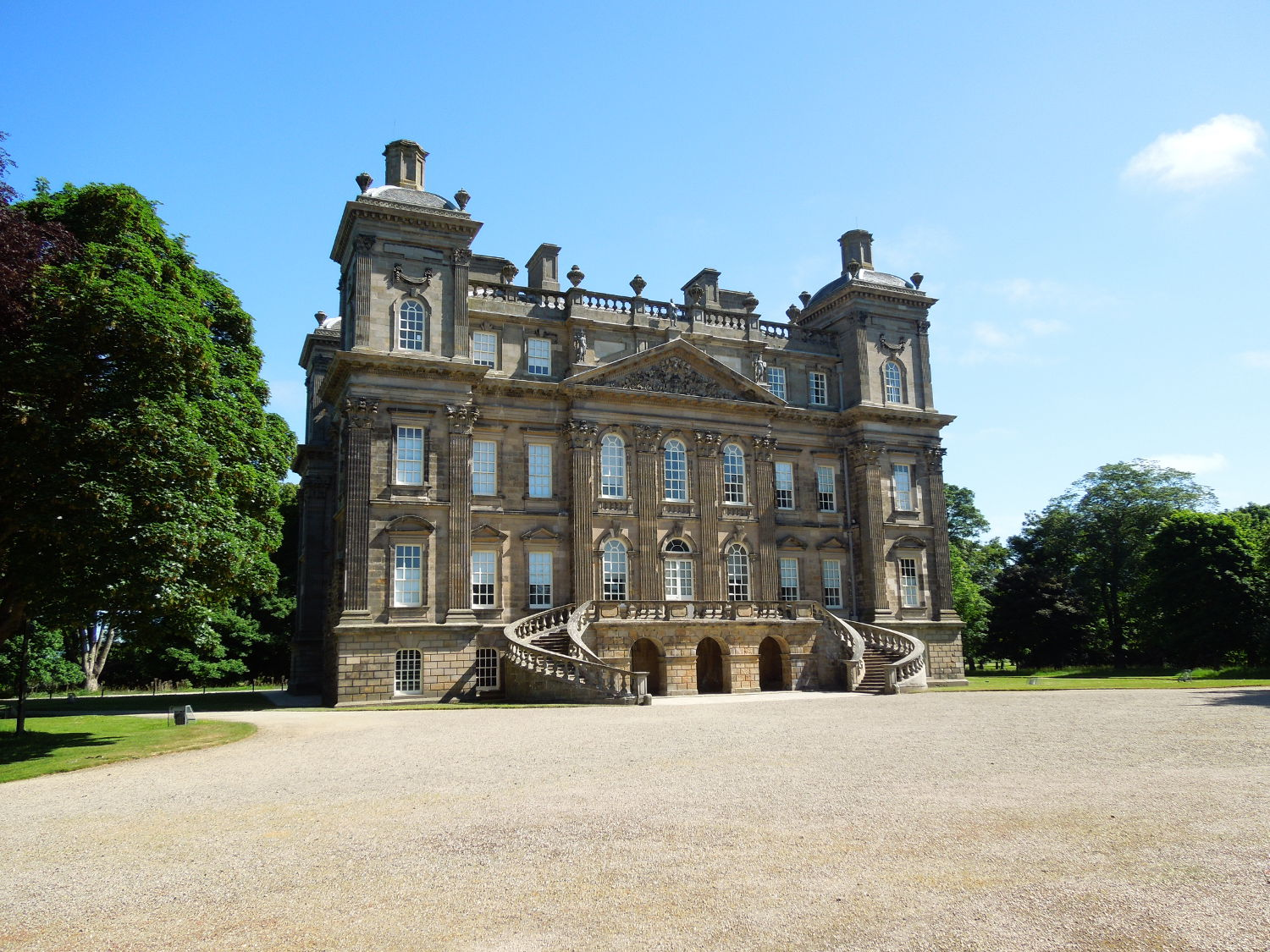Photograph of Duff House