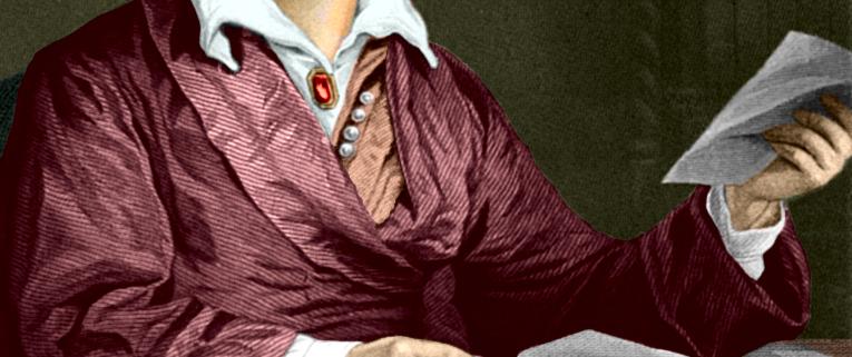 Portrait of Lord Byron