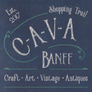 Open C.A.V.A Banff Shopping Map in a separate window