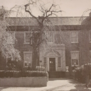 The County hotel, a former home of the Robinsons