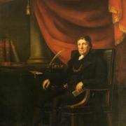 Portrait of George Robinson