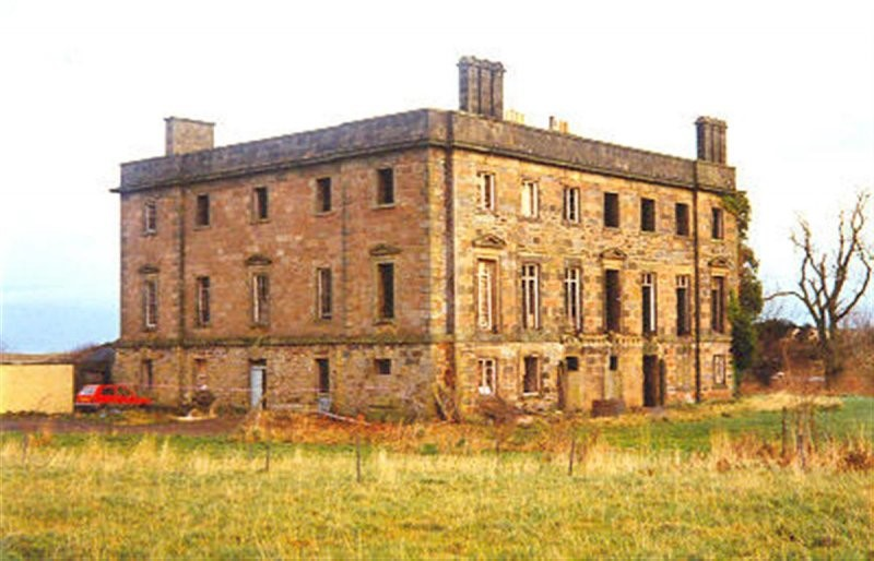 Glasshaugh House