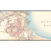 1866 Map of Banff Harbour